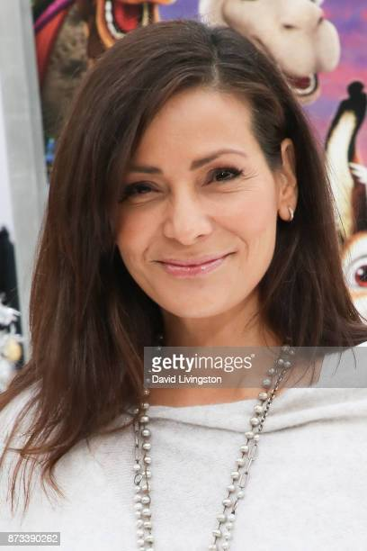 Constance Marie arrives at the Premiere of Columbia Pictures' The Star at the Regency Village Theatre on November 12 2017 in Westwood California