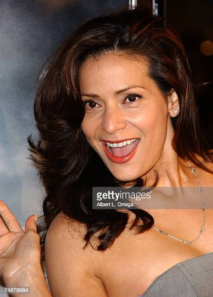 Constance Marie at the Village Mann Theater in Westwood CA
