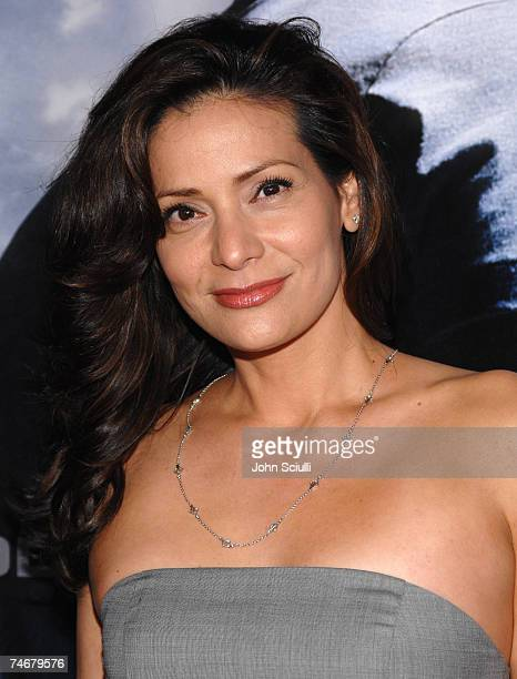 Constance Marie at the Village Mann Theater in Westwood California