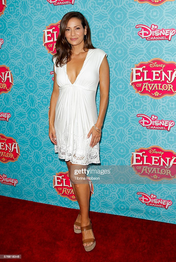 Constance Marie attends the screening of Disney Channel's 'Elena Of Avalor' at The Paley Center for Media on July 16, 2016 in Beverly Hills, California.