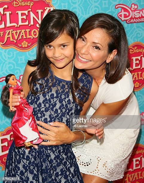 Constance Marie attends the screening of Disney Channel's 'Elena of Avalor' on July 16 2016 in Beverly Hills California