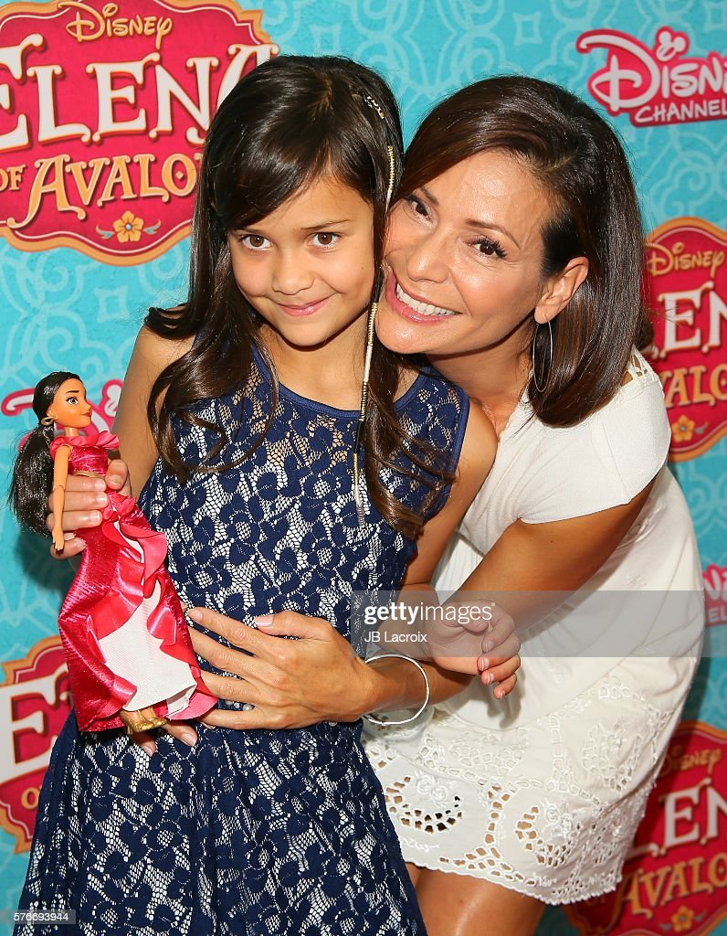 Constance Marie attends the screening of Disney Channel's 'Elena of Avalor' on July 16, 2016 in Beverly Hills, California.