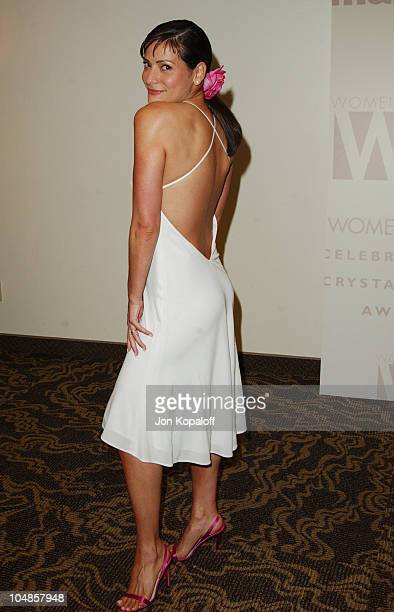 Constance Marie during 2003 Women In Film Crystal Lucy Awards at Century Plaza Hotel in Century City California United States