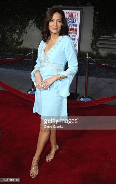 """Constance Marie during """"American Dreamz"""" Los Angeles Premiere - Arrivals at ArcLight Hollywood in Hollywood, California, United States."""