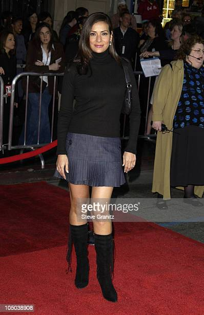 Constance Marie during Bringing Down the House Premiere at El Capitan Theatre in Hollywood California United States