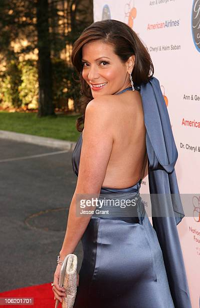 Constance Marie during George Lopez Hosts National Kidney Foundation Gala Red Carpet in Los Angeles California United States