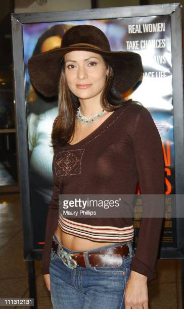 Constance Marie during HBO Presents Real Women Have Curves Premiere at Cinerama Dome in Hollywood California United States
