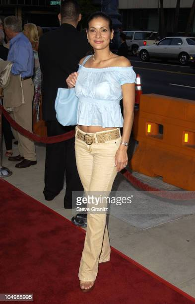 Constance Marie during 'Serving Sara' Premiere at Academy Theatre in Beverly Hills California United States