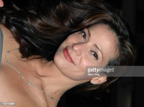 Constance Marie during Shooter Los Angeles Premiere Arrivals at Village Mann Theater in Westwood California United States