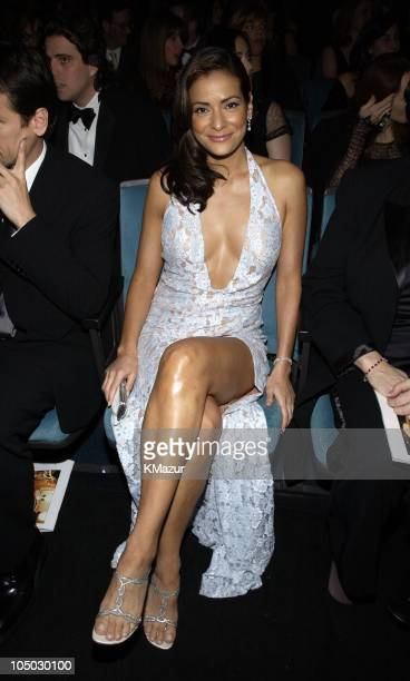 Constance Marie during The 29th Annual People's Choice Awards Backstage and Audience at Pasadena Civic Auditorium in Pasadena California United States