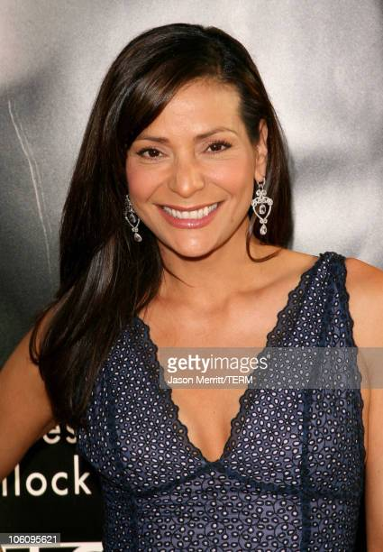 """Constance Marie during """"The Lake House"""" Los Angeles Premiere - Arrivals at Cineramadome in Hollywood, California, United States."""
