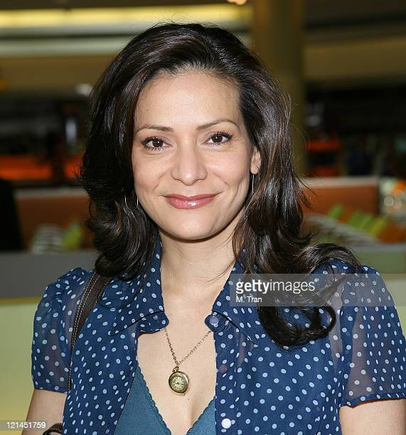 Constance Marie during The Screen Actors Guild Foundation and Zimand Entertianment Host Los Angeles Children's Love Equals Writing Contest at Beverly...