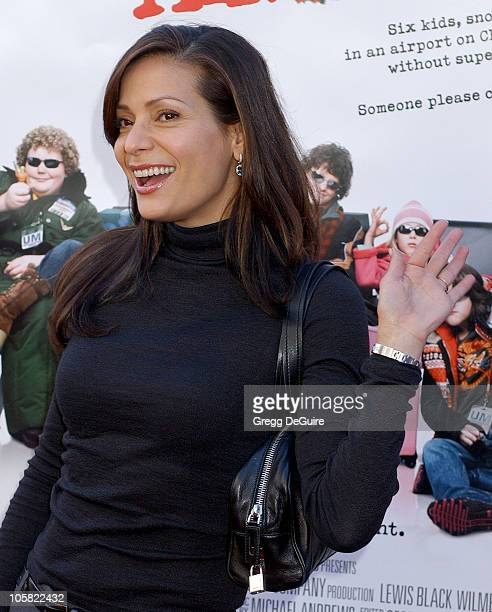 Constance Marie during Unaccompanied Minors World Premiere Arrivals at Grauman's Chinese Theatre in Hollywood California United States