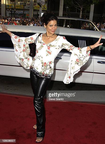 Constance Marie during Windtalkers Premiere at Grauman's Chinese Theatre in Hollywood California United States