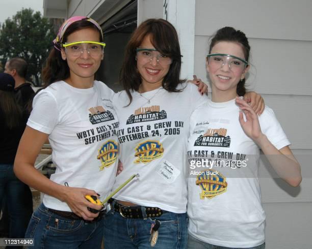 Constance Marie Jacqueline Obradors and Masiela Lusha