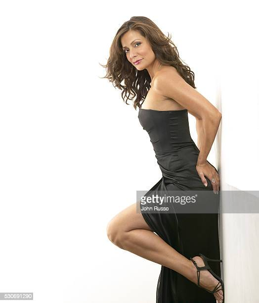 constance marie photo shoot stock photos and pictures