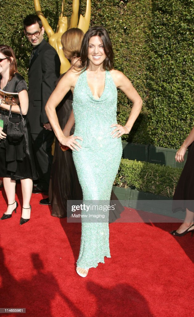 Constance Ramos during 57th Annual Primetime Creative Arts EMMY Awards - Arrivals & Red Carpet at Shrine Auditorium in Los Angeles, California, United States.