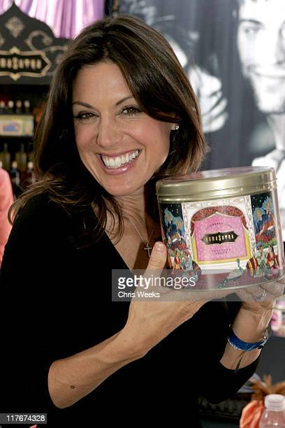 Constance Romero at Kama Sutra during Silver Spoon PreEmmy Hollywood Buffet Day 2 in Los Angeles California United States Photo by Chris...