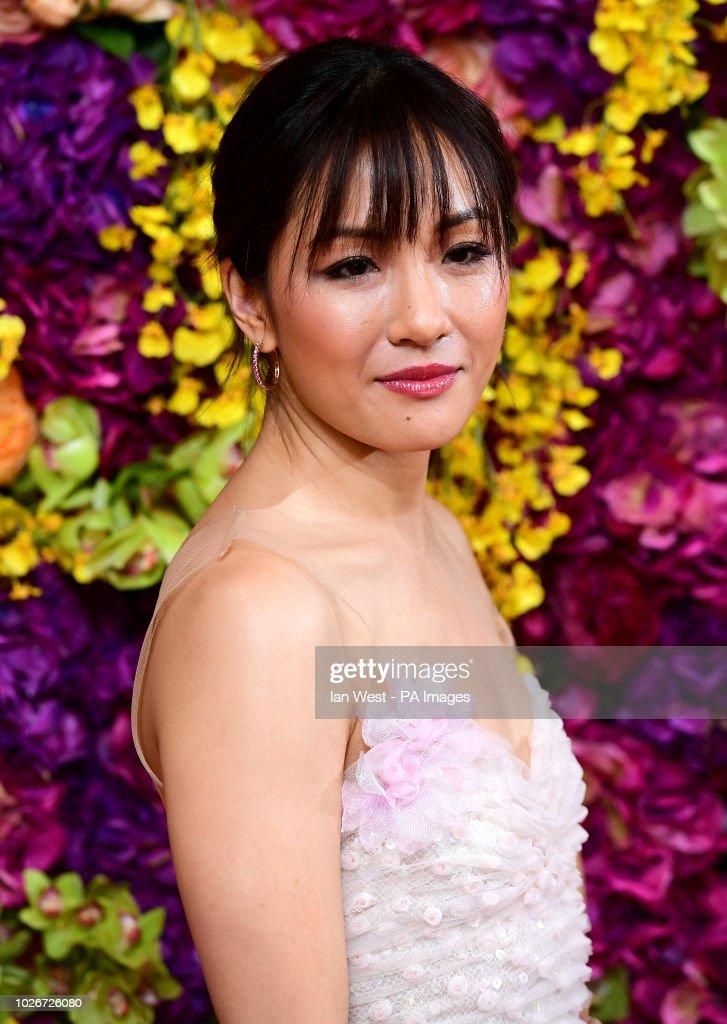 Crazy Rich Asians Premiere - London  : News Photo
