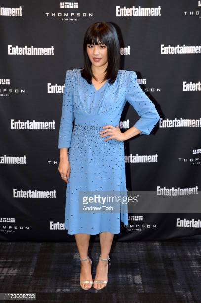 Constance Wu attends Entertainment Weekly's Must List Party at the Toronto International Film Festival 2019 at the Thompson Hotel on September 07...