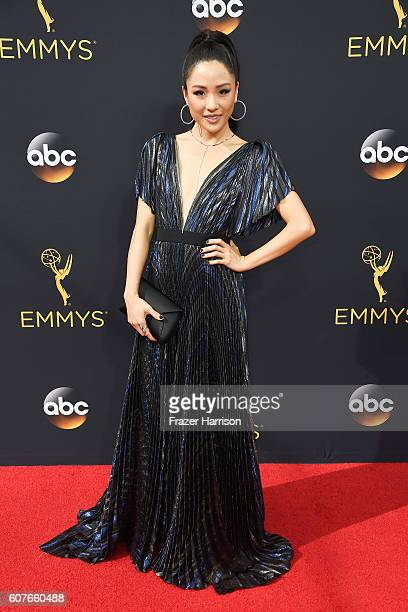 Constance Wu attends the 68th Annual Primetime Emmy Awards at Microsoft Theater on September 18 2016 in Los Angeles California