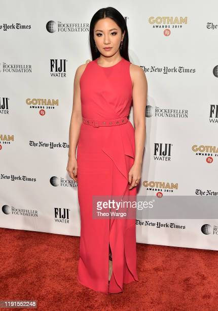 Constance Wu attends the IFP's 29th Annual Gotham Independent Film Awards at Cipriani Wall Street on December 02, 2019 in New York City.