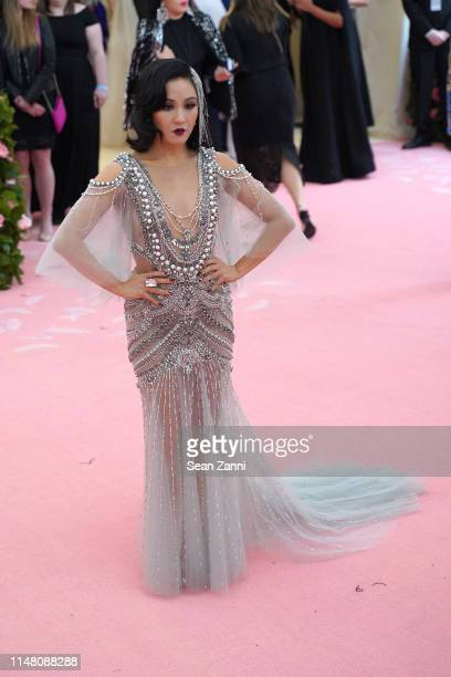 Constance Wu attends The Metropolitan Museum Of Art's 2019 Costume Institute Benefit Camp Notes On Fashion at Metropolitan Museum of Art on May 6...