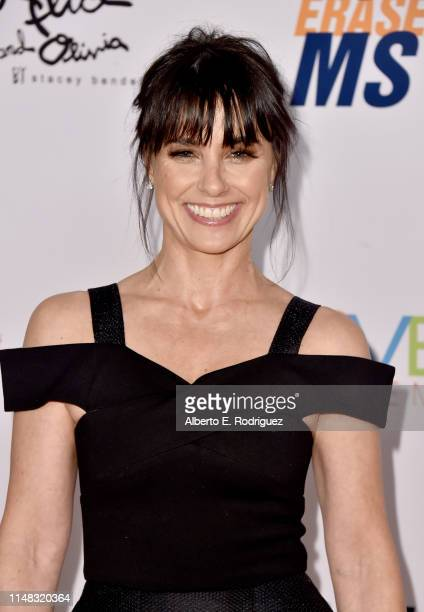 Constance Zimmer attends the 26th Annual Race to Erase MS Gala at The Beverly Hilton Hotel on May 10, 2019 in Beverly Hills, California.