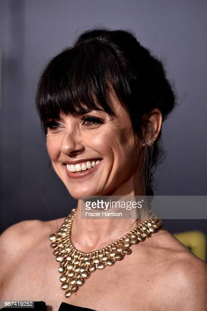 Constance Zimmer attends the Premiere Of Disney Pictures And Lucasfilm's 'Solo A Star Wars Story' on May 10 2018 in Los Angeles California