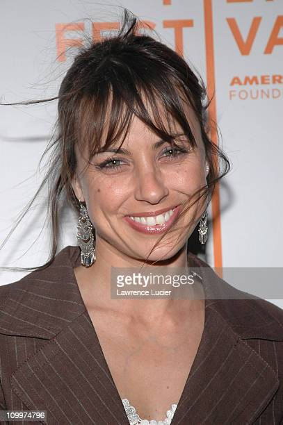 Constance Zimmer during 4th Annual Tribeca Film Festival Layer Cake Premiere at Regal Cinemas in New York NY United States
