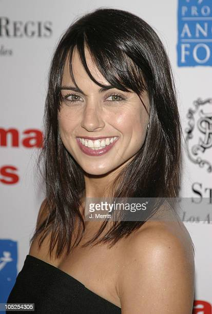 """Constance Zimmer during Benefit Book Launch For Sandra Lee's """"Semi-Homemade Dessert's"""" at The St. Regis Hotel in Los Angeles, California, United..."""