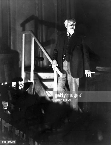 Constantin Sergeyevich Stanislavski *05/17011863 Actor theatre director Russia / USSR portrait 1928 Photographer James E Abbe Vintage property of...