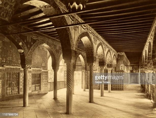 Constantine Former Palace of Ahmed Bey Algiers Neurdein brothers 1860 1890 the Neurdein photographs of Algeria including Byzantine and Roman ruins in...