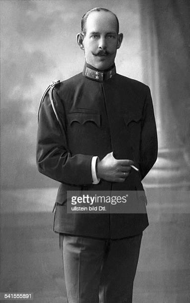Constantine I. - Crown Prince of Greece*02.08.1868-+ - Photographer: Boehringer, K.- undatedVintage property of ullstein bild