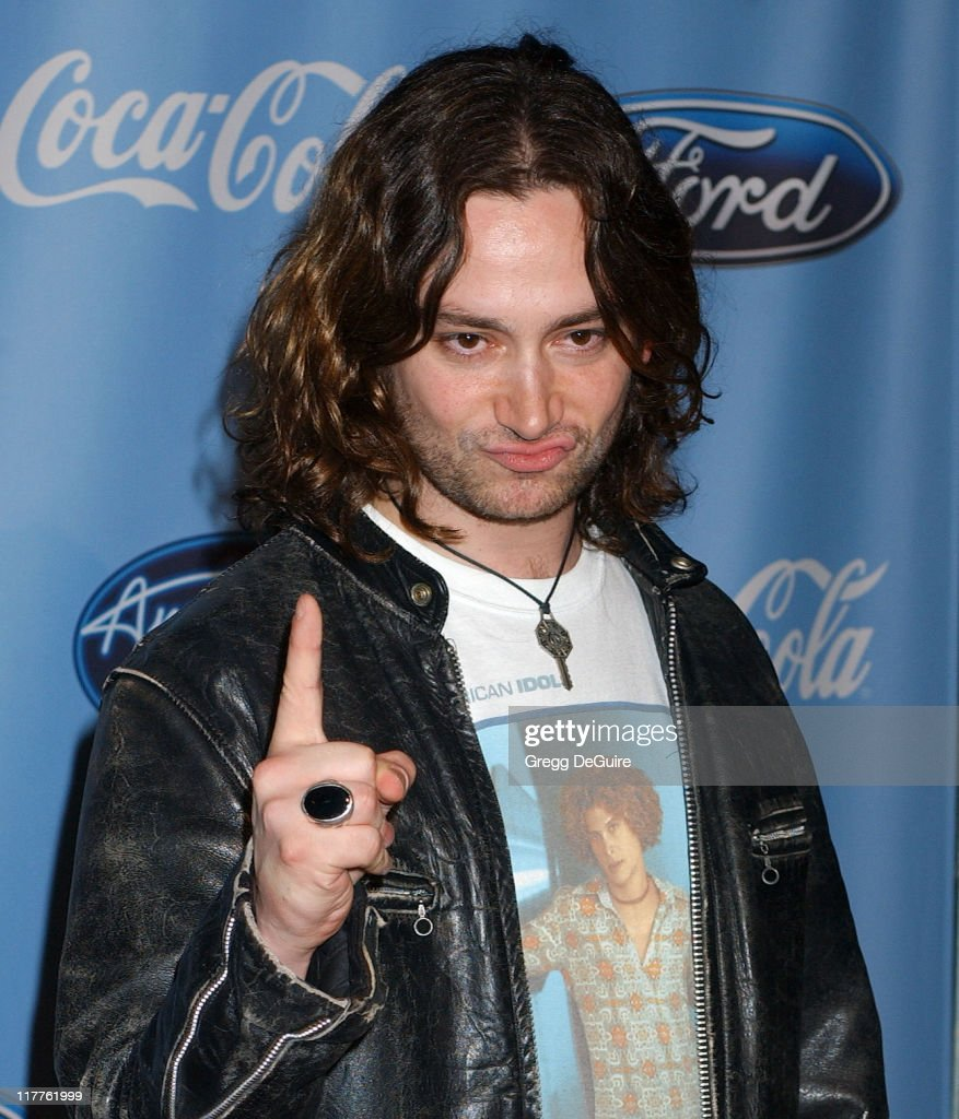 Constantine Maroulis during 'American Idol' Season 4 - Top 12 Finalists Party at Astra West in West Hollywood, California, United States.