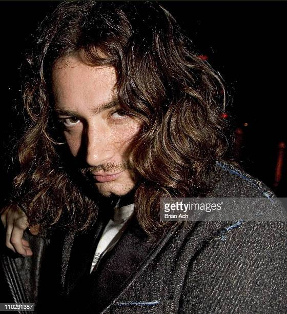 Constantine Maroulis during Celebrities at Stereo November 8 2006 at Stereo in New York City New York United States
