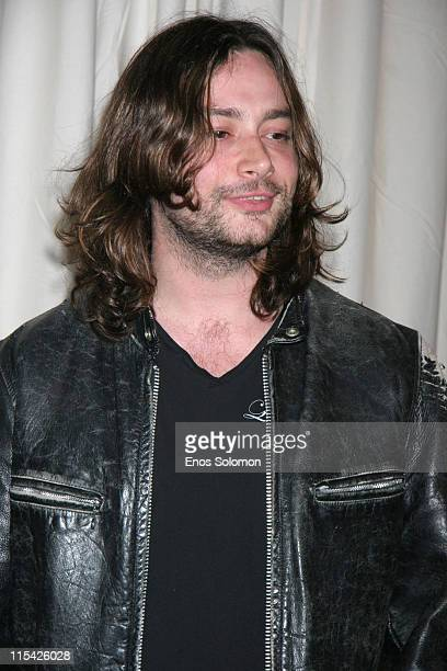Constantine Maroulis during Sony Ericsson and Cingular Wireless Present The 2 B Free Fall 2006 Collection Red Carpet at Regent Beverly Wilshire in...