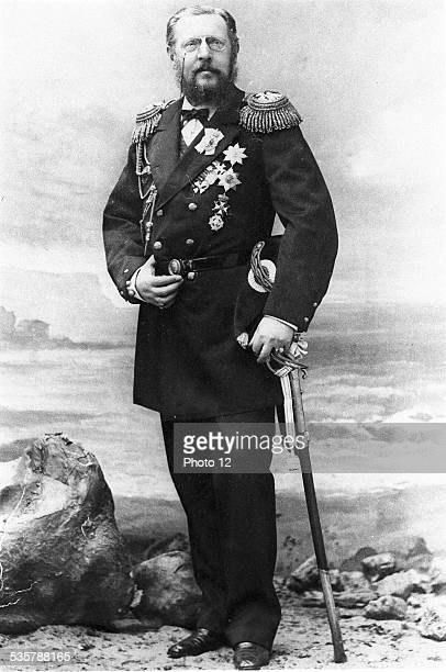 Constantine Nikolaievich Grand Duke of Russia Second son of Nikolai I brother of Emperor Alexander II Directed the staff and Ministry of the Navy...