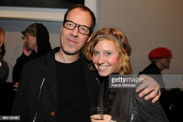Constantine von Haeften and Sophia von Haeften attend ROGER PADILHA MAURICIO PADILHA Celebrate Their Rizzoli Publication THE STEPHEN SPROUSE BOOK...
