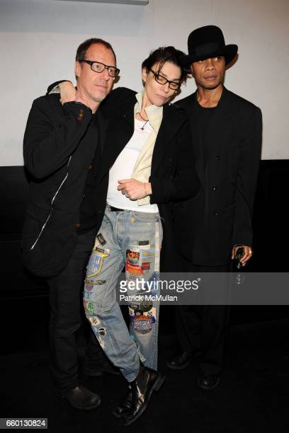 Constantine von Haeften Edwige Belmore and Karlo Steel attend ROGER PADILHA MAURICIO PADILHA Celebrate Their Rizzoli Publication THE STEPHEN SPROUSE...