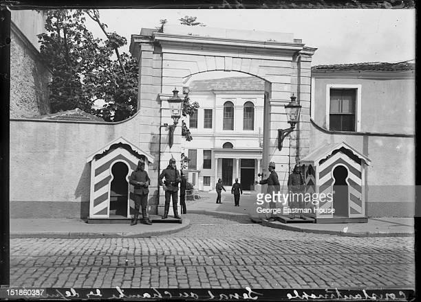 Constantinople/Constantinople Senat ou chambre des deputes, between 1900 and 1919.