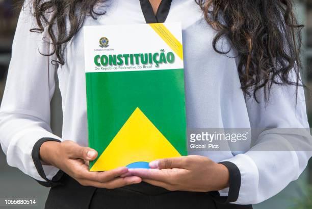 constituição brasileira (brazilian constitution) - impeachment photos stock pictures, royalty-free photos & images