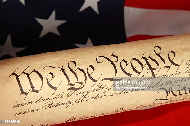 us constitution - founding fathers stock photos and pictures