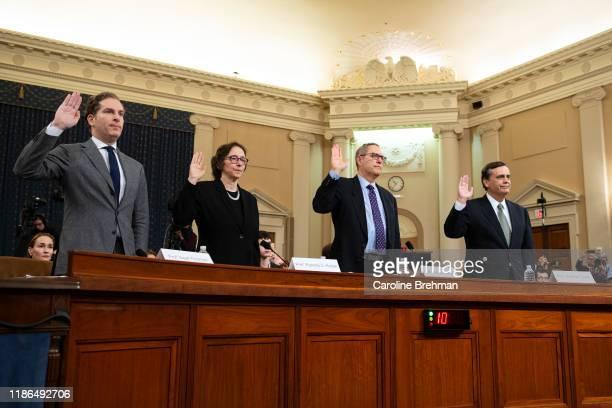Constitutional law experts Harvard Law School professor Noah Feldman left Stanford Law School professor Pamela Karlan University of North Carolina...