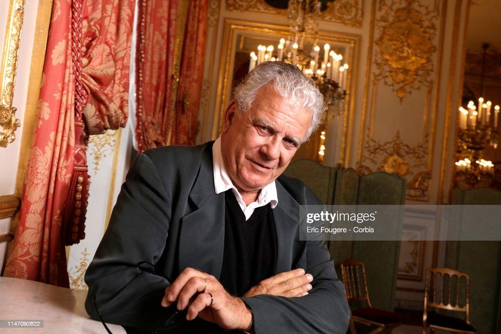 Olivier Duhamel Portrait Session : ニュース写真