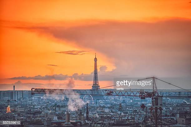 Construction un Paris