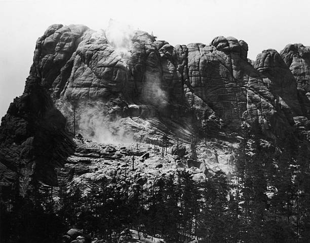 Mount Rushmore Wall Art
