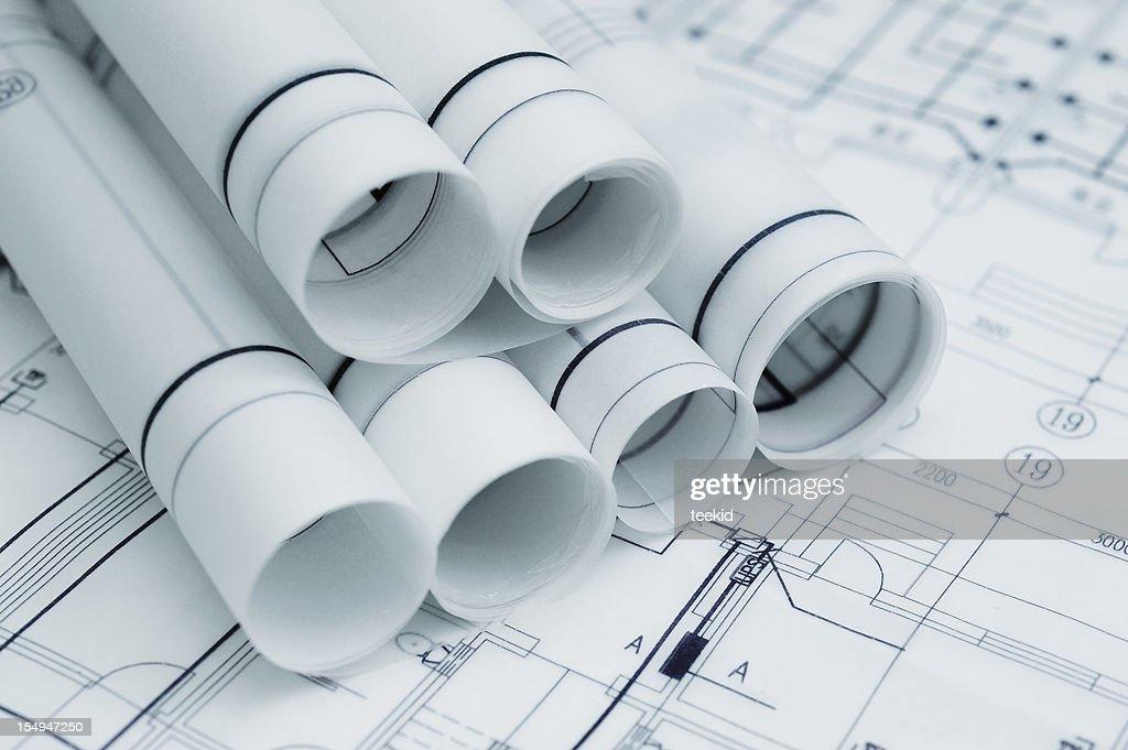 Construction blueprint architecture business stock photo getty images construction blueprint architecture business stock photo malvernweather Gallery