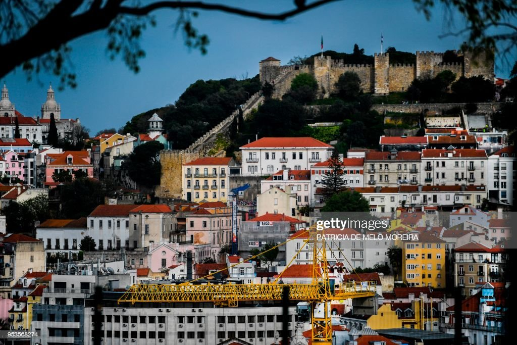 PORTUGAL-ECONOMY-CONSTRUCTION-TOURISM : News Photo