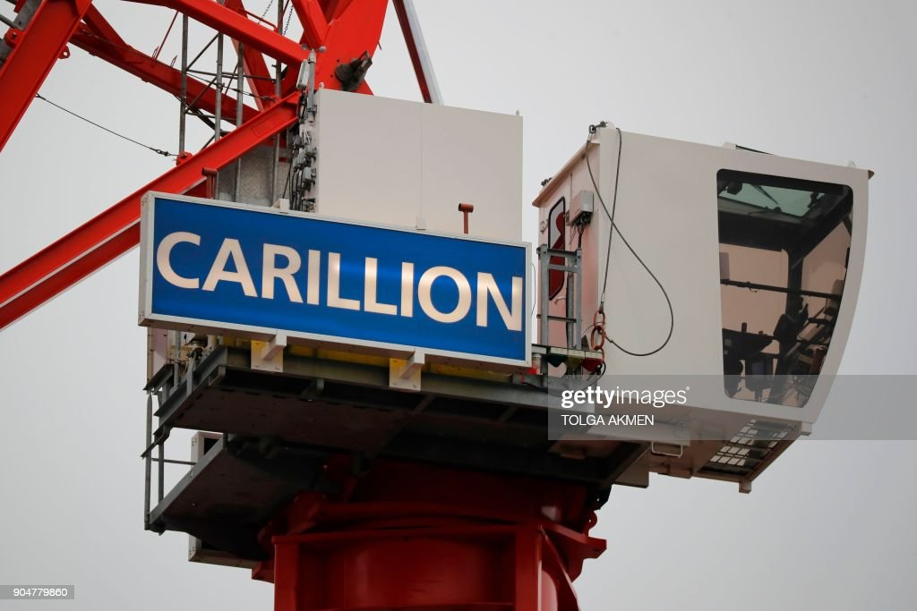 British Construction Company Carillion Goes Into Compulsory Liquidation